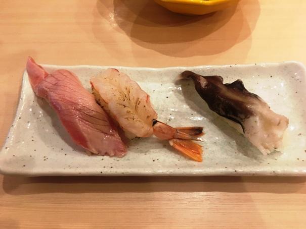磯丸すしのお寿司